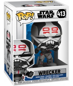 Funko POP! Star Wars n°413 Wrecker