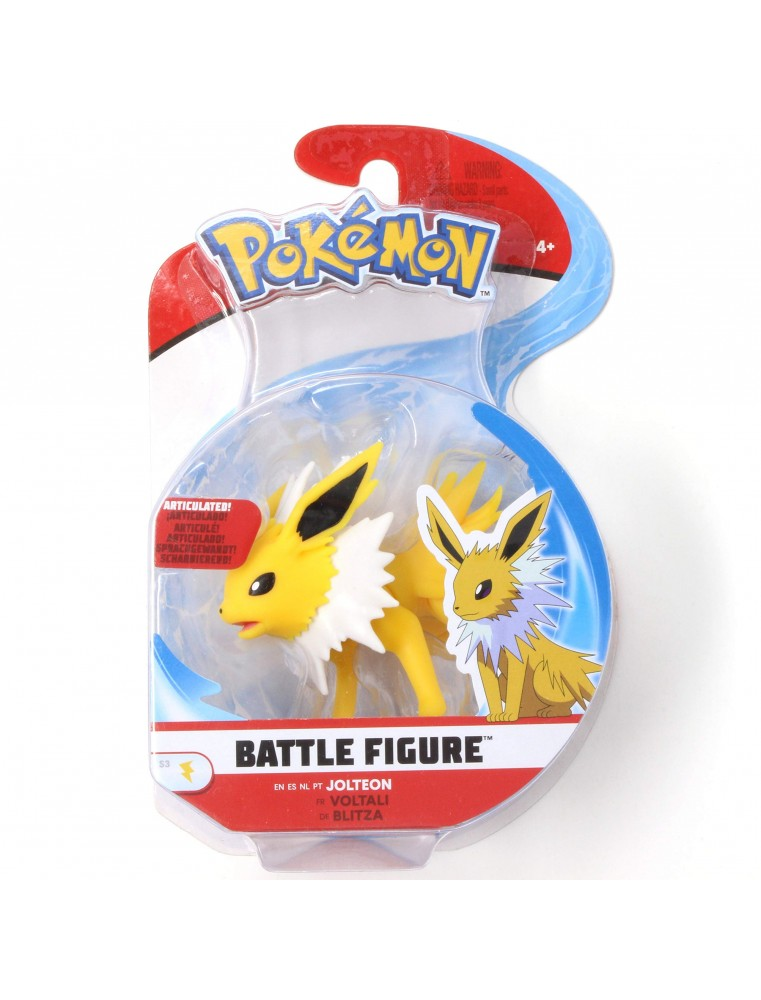 Pokémon Battle Figure Série 4 - Voltali