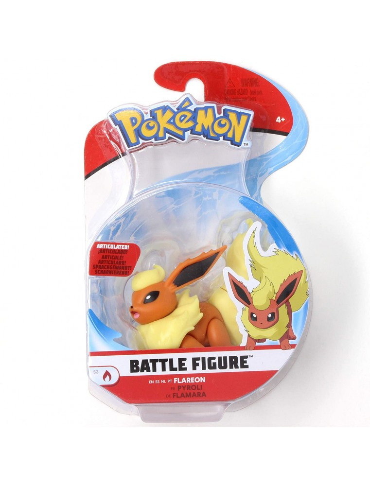 Pokémon Battle Figure Série 4 - Pyroli