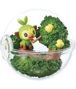 "Re-Ment Pokémon ""Terrarium Collection Galar"" Ouistempo"