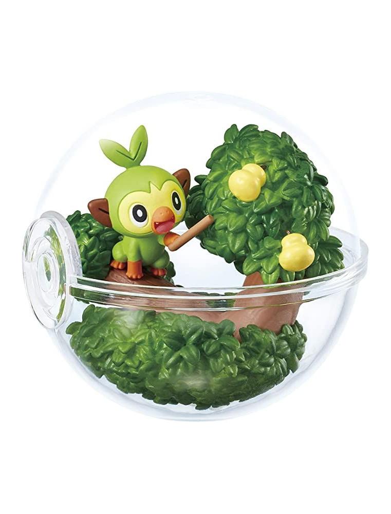 """Re-Ment Pokémon """"Terrarium Collection Galar"""" Ouistempo"""