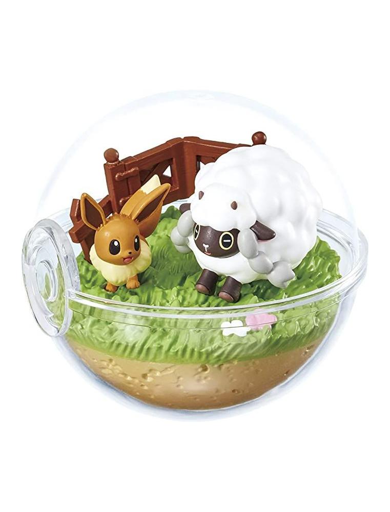 "PRECO 15/11/20 Re-Ment Pokémon ""Terrarium Collection Galar"" Ponyta de  Galar"