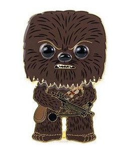 PRECO 31/12/20 Funko LG ENML Pin Wave 3 - Star Wars - Chewbacca