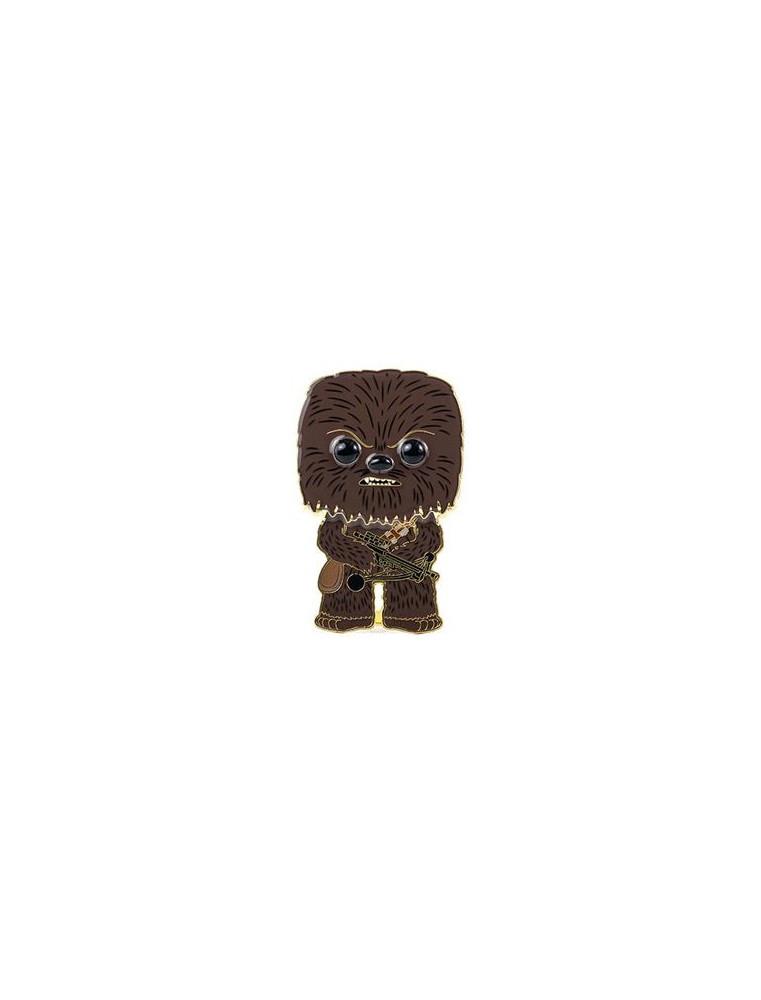 PRECO 31/12/20 Funko LG ENML Pin Wave 3 - Star Wars - Chewbacca