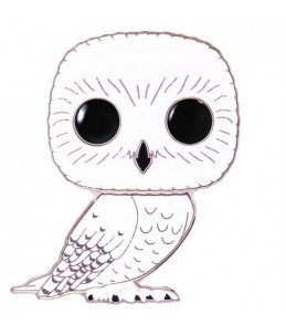 Funko Pin's 10cm Harry Potter - Hedwig