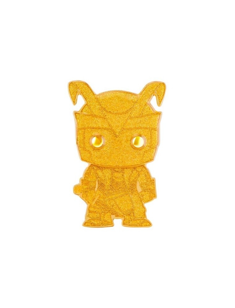 Funko Pin's 10cm Marvel - Loki CHASE
