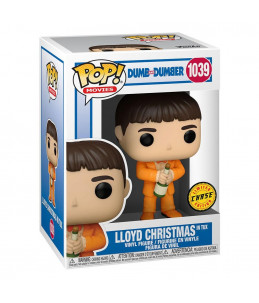 Preco 31/12/20 Funko POP! Dumb and Dumber n°1039 Lloyd Christmas In Tux (chase)