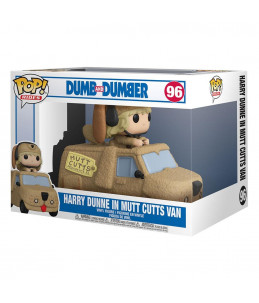 Preco 31/12/20 Funko POP! Dumb and Dumber n°96 Harry Dunne In Mutt Cutts Van