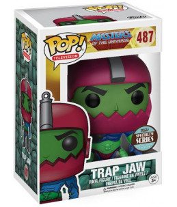 "Funko POP! ""Master of the Universe"" n°487 Trap Jaw (Specialty Series)"