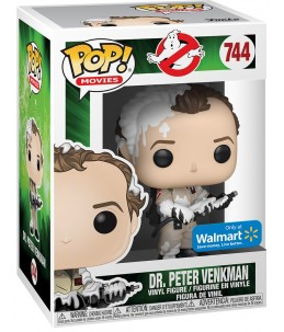 Funko POP! Ghostbusters n°744 Dr. Peter Venkman (Walmart Exclusive)