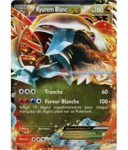[FR] Pokémon Carte Tempête Plasma 96/135 Kyurem Blanc EX