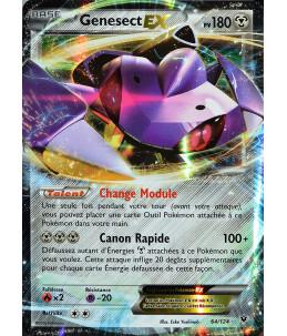[FR] Pokémon Carte XY10 64/124 Genesect EX