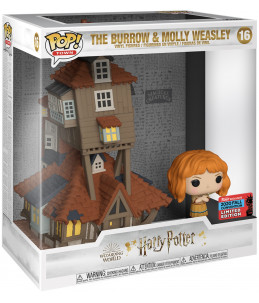 Funko POP! Harry Potter n°16 The Burrow & Molly Weasley (2020 Fall Convention Exclusive)