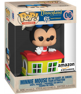 Funko POP! Disney 65th n°06 Minnie Mouse (Amazon Exclusive)