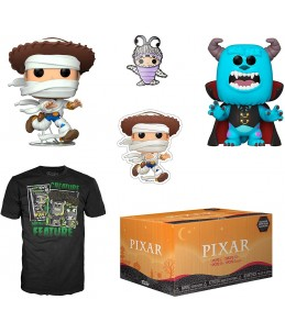 Funko Pixar Halloween Collectors Box (2 Pop! + 1 t-shirt)