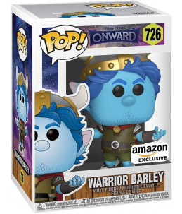Funko POP! Onward n°726 Warrior Barley (Amazon Exclusive)