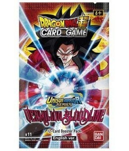 "[FR] Dragon Ball Super - Booster 12 cartes ""B11 Vermilion Bloodline"""