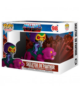 PRECO 02/21 Funko POP! Masters Of The Universe n°98 Skeletor On Panthor