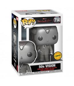 PRECO 31/03/21 Funko POP! WandaVision n°714 50s Vision ( Chase)