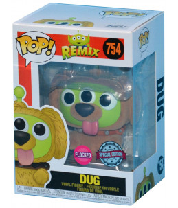 Funko POP! Alien Remix n°754 Dug (Flocked Special Edition)