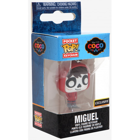 Funko Pocket POP! Keychain Coco - Miguel (Hot Topic Exclusive)