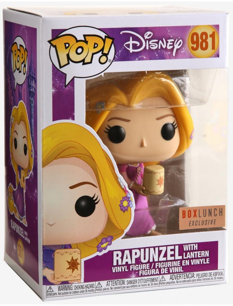 Funko POP! Raiponce n°981Rapunzel with Lantern (Boxlunch Exclusive)