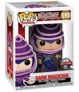 Funko POP! Yu-Gi-Oh! n°595 Dark Magician (Special Edition)