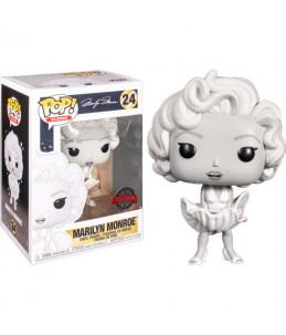 Funko POP! Marilyn Monroe n°24 Marilyn Monroe (Black and White Special Edition)