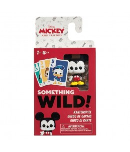 Jeux de Cartes Something Wild Mickey And Friends (Francais/Anglais)