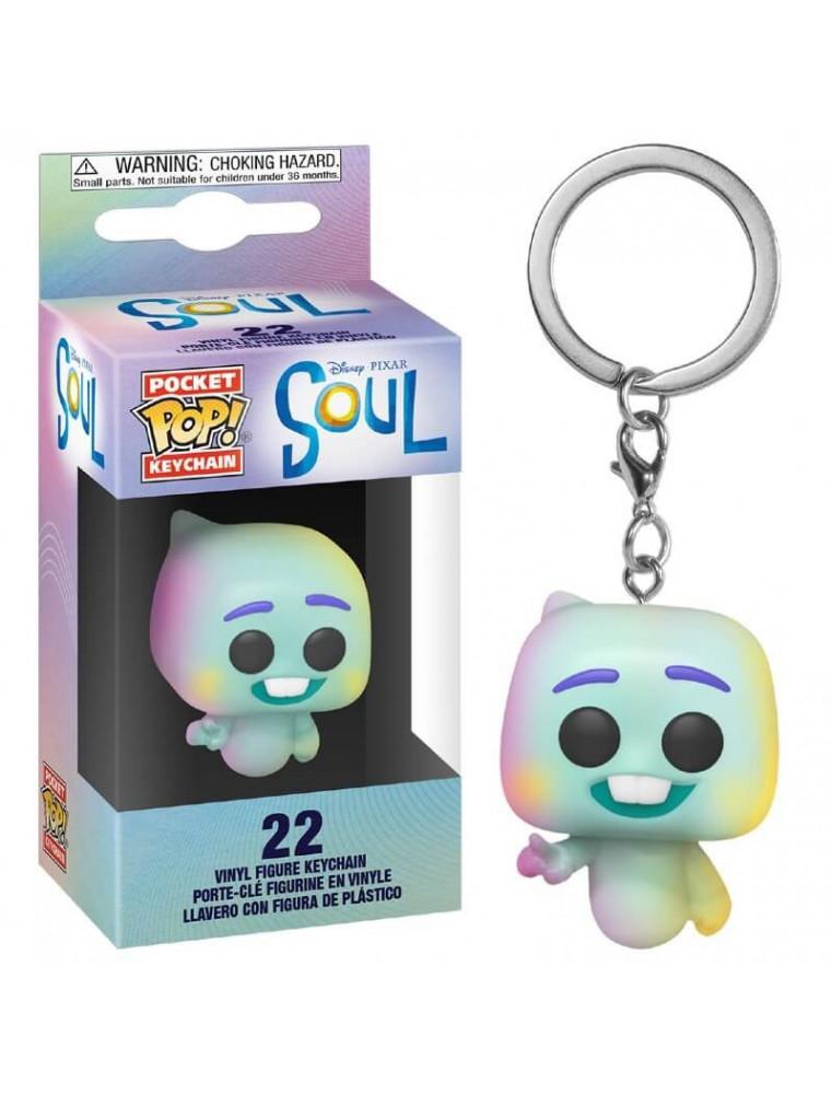 Funko Pocket POP! Keychain Disney - Soul 22
