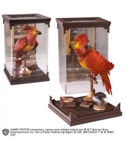 Magical Creatures Harry Potter - Fawkes 19 cm
