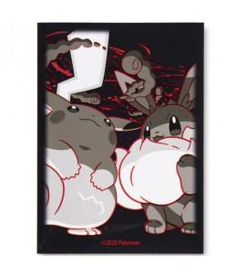 ULTRA PRO x1 Pokémon Sleeve - Pikachu & Evoli Gigantamax
