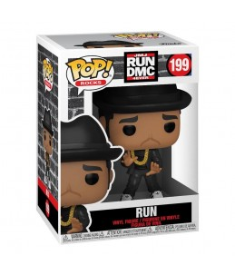 PRECO 31/03/21 Funko POP! RUN DMC n°199 Run