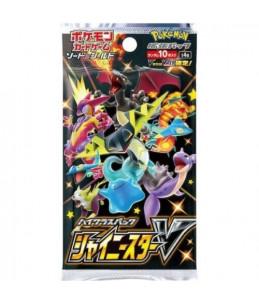 """[JAP] Pokémon Booster de 10 cartes """"S4a Shiny Star V"""""""