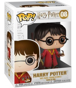Funko POP! Harry Potter n°08 Harry Potter Quidditch