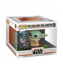 Funko POP! Star Wars n°407 The Child With Egg Canister