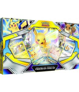 [FR] Pokémon Collection Spéciale Pikachu GX & Evoli GX