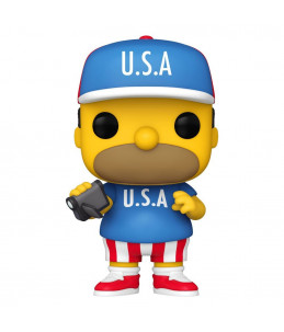 PRECO 03/21 Funko POP! Les Simpsons n°xxxx USA Homer