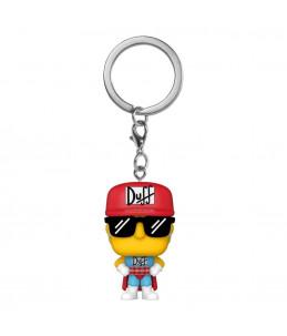 PRECO 03/21 Funko POP! Keychain - The Simpson - Duffman