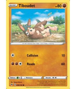 [FR] Pokémon Carte EB04 096/185 Tiboudet