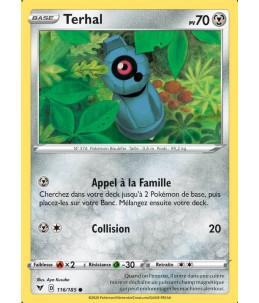 [FR] Pokémon Carte EB04 116/185 Terhal