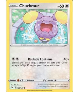 [FR] Pokémon Carte EB04 135/185 Chuchmur
