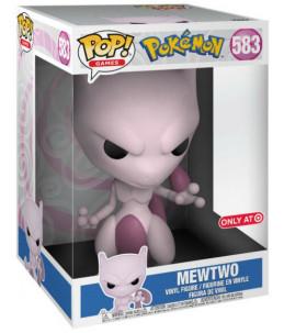 """Funko POP! Pokémon n°583 Mewtwo 10"""" (Target Exclusive)"""