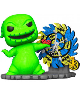Funko POP! A Nighmare Before Xmas n°811 Oogie Boogie with Wheel (Boxlunch Exclusive)