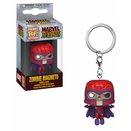 Funko Pocket POP! Keychain Marvel Zombie Magneto