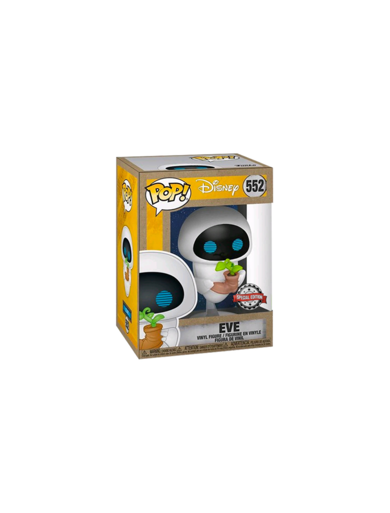 Funko POP! Wall-E n°552 Eve (Special Edition)