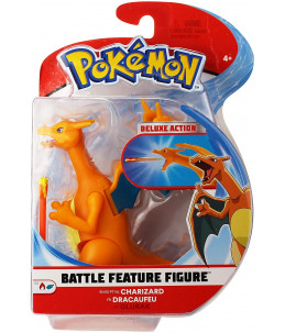 Pokémon Battle Feature Figure - Dracaufeu