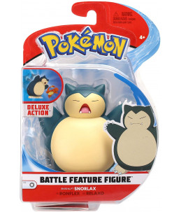 Pokémon Battle Feature Figure - Ronflex
