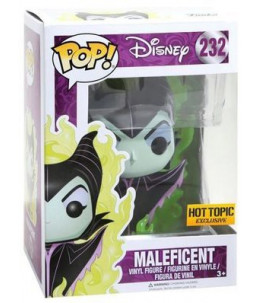 Funko POP! Disney n°232- Maleficent (Hot Topic Exclusive)