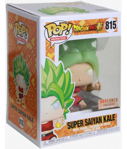 Funko POP! Dragon Ball Super n°815 Super Saiyan Kale (GITD Boxlunch Exclusive)